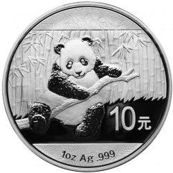 2014 Panda 1oz.